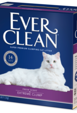 CLOROX PETCARE PRODUCTS EVERCLEAN EXTREME CLUMP SCENTED CAT LITTER 25#