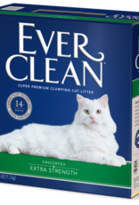 CLOROX PETCARE PRODUCTS EVERCLEAN EXTRA STRENGTH UNSCENTED CAT LITTER 42#