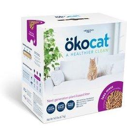HEALTHY PET (OKOCAT) OKOCAT NATURAL WOOD LITTER LONG HAIR 14.8#