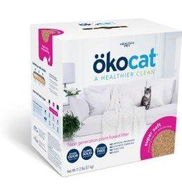 HEALTHY PET (OKOCAT) OKOCAT SUPER SOFT CLUMPING WOOD LITTER 11.2#