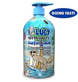 LUCY PET PRODUCTS LUCY PET SURFIN JACK COCONUT SHAMPOO 17OZ DISCONTINUED