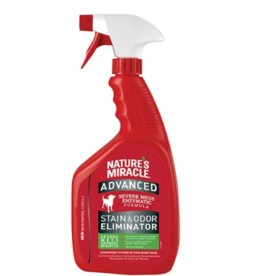 NATURE'S MIRACLE NATURES MIRACLE ADVANCED STAIN/ODOR FORMULA 24OZ (READY TO USE)