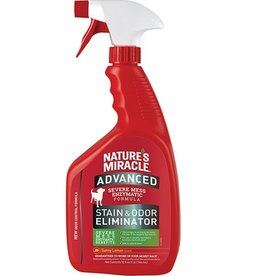 NATURE'S MIRACLE NATURES MIRACLE ADVANCED STAIN/ODOR SUNNY LEMON 32OZ (READY TO USE)
