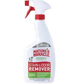 NATURE'S MIRACLE NATURES MIRACLE SPRAY STAIN AND ODOR 24OZ (READY TO USE)