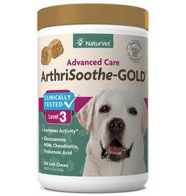 NATURVET NATURVET ARTHRISOOTHE-GOLD LEVEL 3 180CT