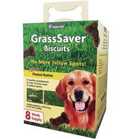 NATURVET NATURVET GRASS SAVER BISCUIT 22.2OZ