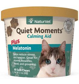 NATURVET NATURVET HEMP QUIET MOMENTS CALMING AID CAT 60CT