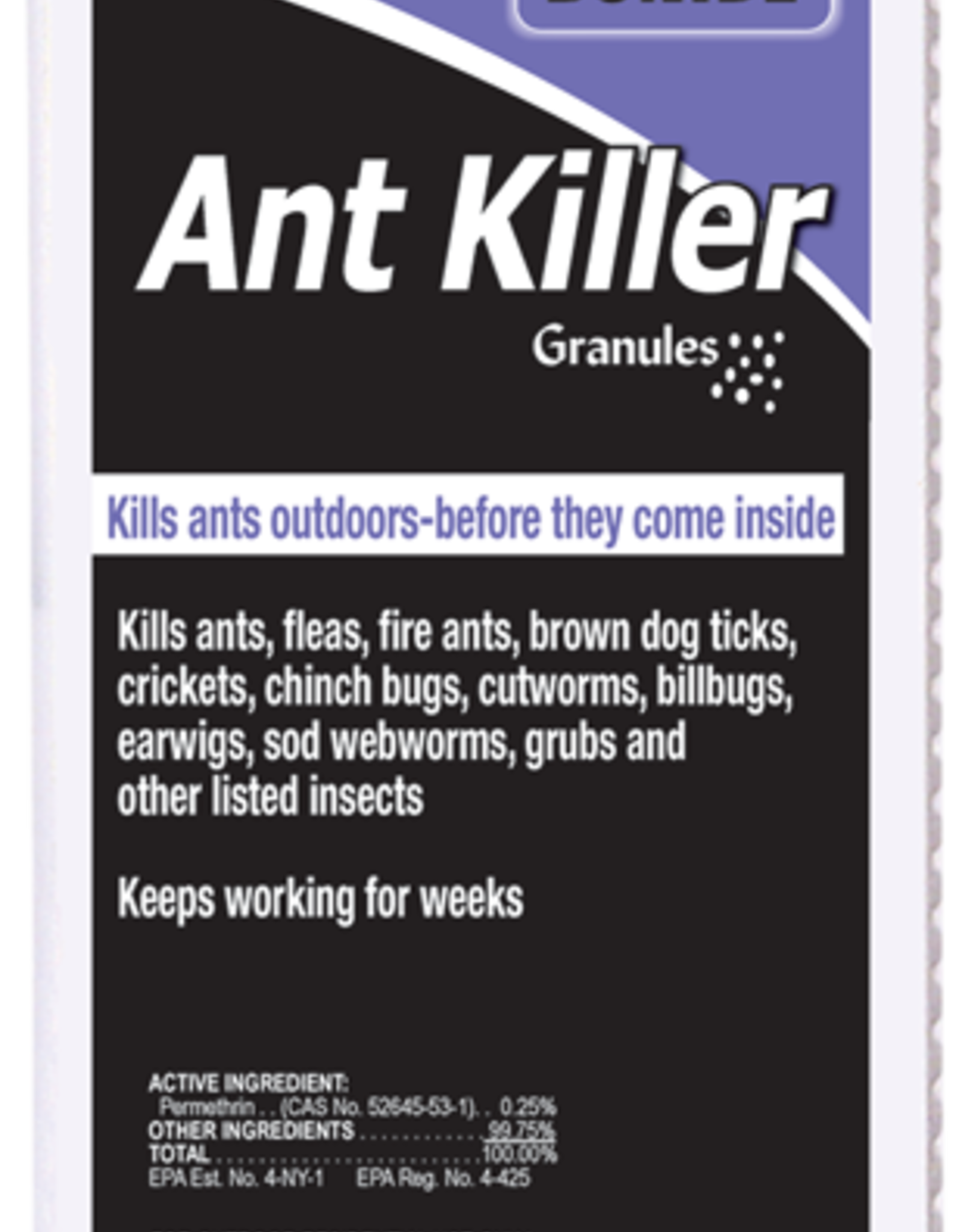 BONIDE PRODUCTS INC     P BONIDE ANT KILLER GRANULES 1LB