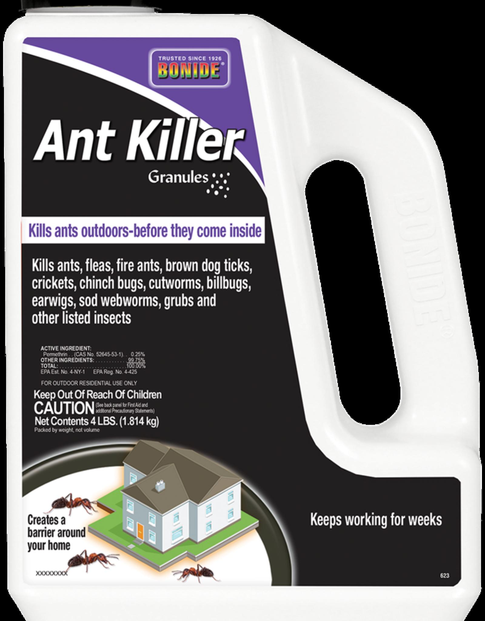 BONIDE PRODUCTS INC     P BONIDE ANT KILLER GRANULES 4LBS