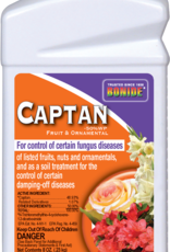 BONIDE PRODUCTS INC     P BONIDE CAPTAN FUNGICIDE 8OZ