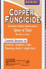 BONIDE PRODUCTS INC     P BONIDE COPPER FUNGICIDE DUST OR SPRAY 1LB