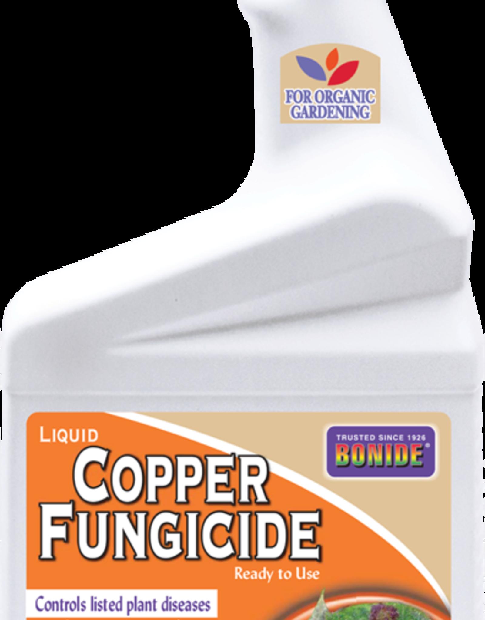 BONIDE PRODUCTS INC     P BONIDE COPPER FUNGICIDE (READY TO USE) QT 32OZ