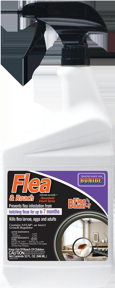 Bonide Flea Amp Roach Spray Ready To Use 32oz Pickering