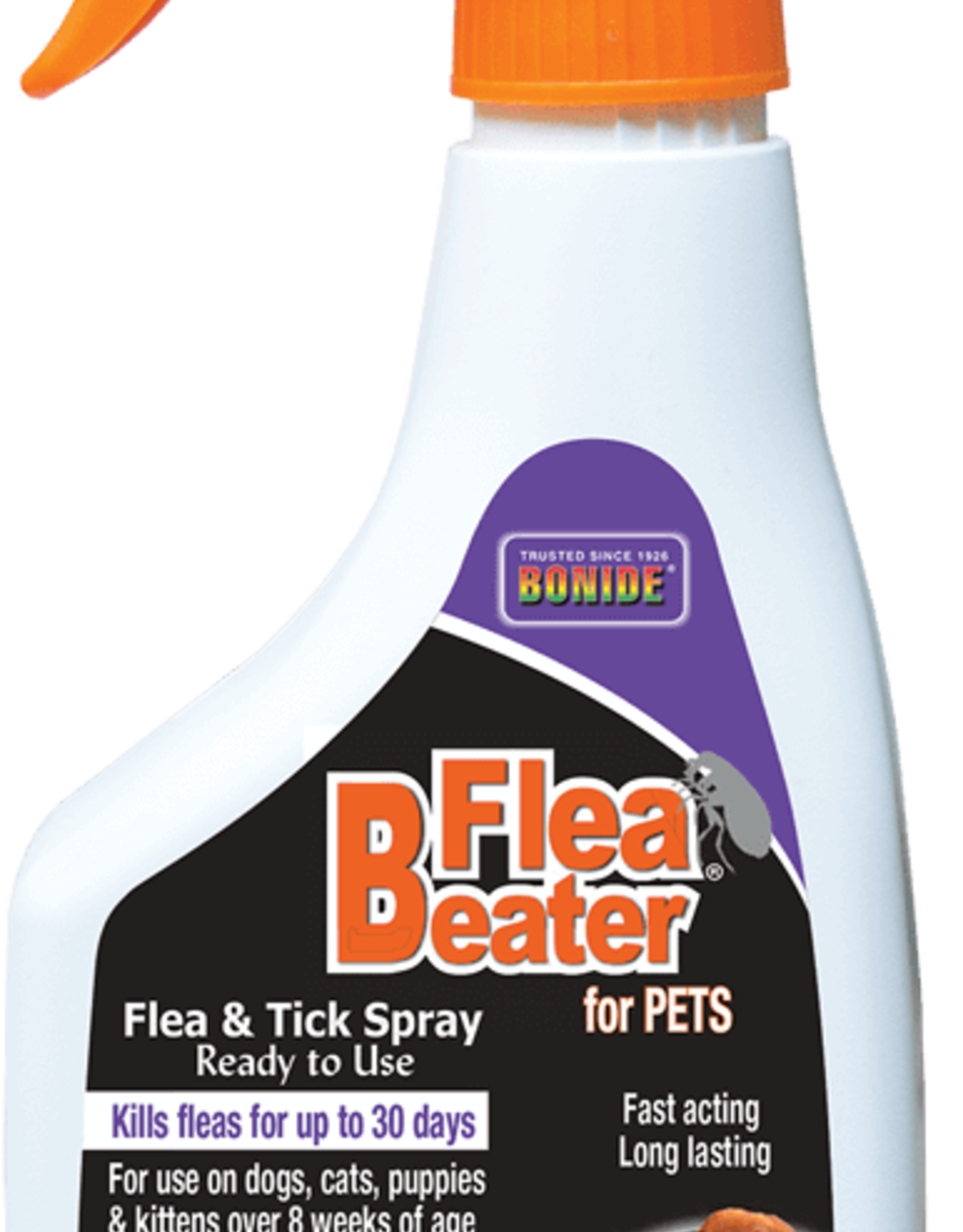 BONIDE PRODUCTS INC     P BONIDE FLEA BEATER 16OZ