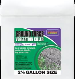 BONIDE PRODUCTS INC     P BONIDE GROUND FORCE VEGETATION KILLER CONC 2.5GAL