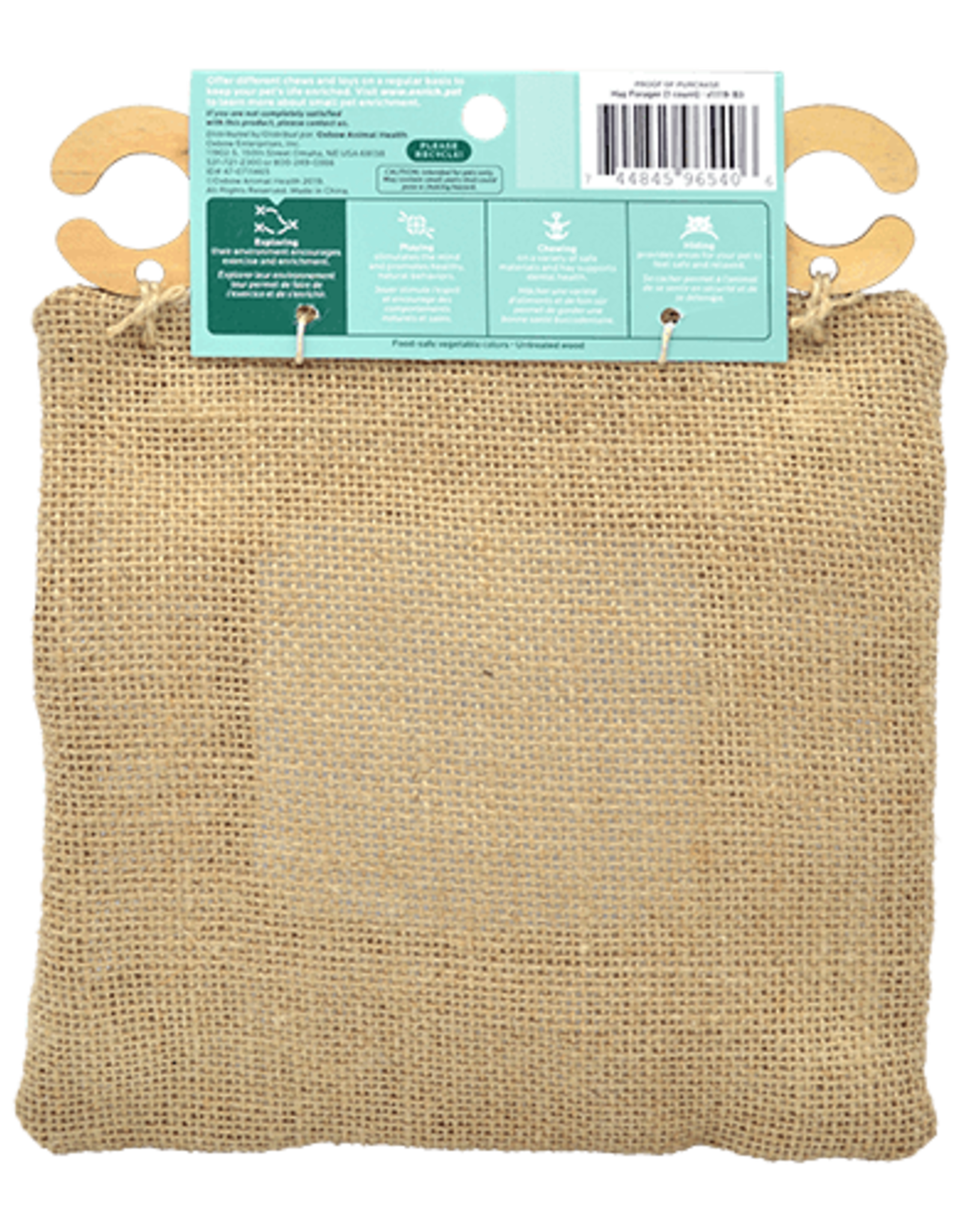 OXBOW PET PRODUCTS OXBOW HAY FORAGER