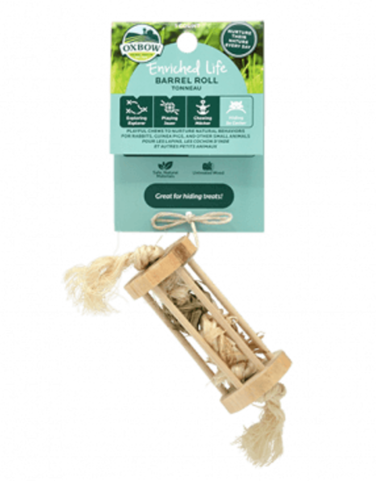 OXBOW PET PRODUCTS OXBOW BARREL ROLL