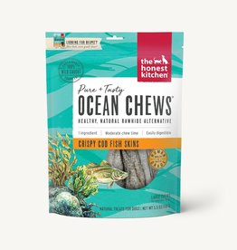 THE HONEST KITCHEN HONEST KITCHEN DOG BEAMS OCEAN CHEWS COD LARGE 5.5OZ