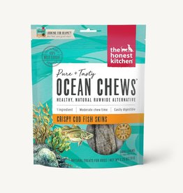 THE HONEST KITCHEN HONEST KITCHEN DOG BEAMS OCEAN CHEWS COD SMALL 2.75OZ
