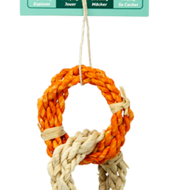 OXBOW PET PRODUCTS OXBOW TWISTY RINGS
