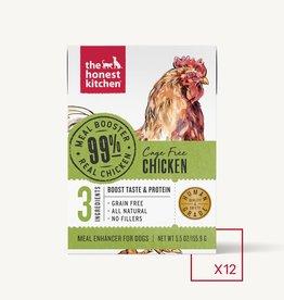 THE HONEST KITCHEN HONEST KITCHEN DOG BOOSTER CHICKEN MEAL 5.5OZ