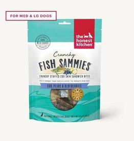 THE HONEST KITCHEN HONEST KITCHEN FISH SAMMIES COD, PEARS & BLUEBERRIES 3.5OZ