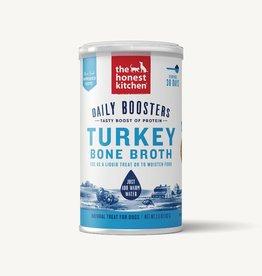 THE HONEST KITCHEN THE HONEST KITCHEN DOG INSTANT BONE BROTH TURKEY 3.6OZ