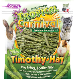 FM BROWN BROWN'S TROPICAL CARNIVAL TIMOTHY HAY 96OZ