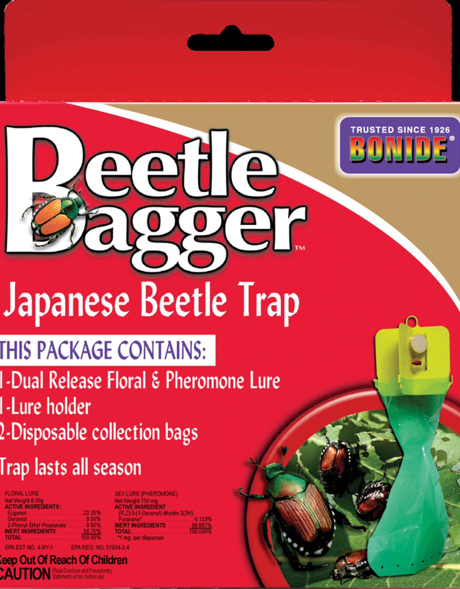BONIDE PRODUCTS INC     P BONIDE JAPANESE BEETLE TRAPS