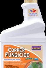 BONIDE PRODUCTS INC     P BONIDE COPPER FUNGICIDE (READY TO SPRAY) 16OZ