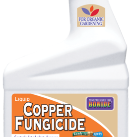 BONIDE PRODUCTS INC     P BONIDE COPPER FUNGICIDE (READY TO SPRAY) 32OZ