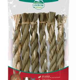OXBOW PET PRODUCTS OXBOW TIMOTHY TWISTS