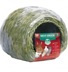 OXBOW PET PRODUCTS OXBOW TIMOTHY BUNGALOW LG