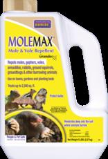 BONIDE PRODUCTS INC     P BONIDE MOLEMAX MOLE & VOLE REPELLENT 5LBS