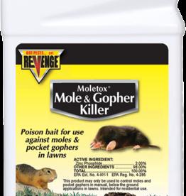 BONIDE PRODUCTS INC     P BONIDE MOLETOX MOLE & GOPHER KILLER 8OZ