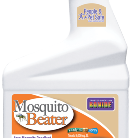 BONIDE PRODUCTS INC     P BONIDE MOSQUITO BEATER REPELLENT (READY TO SPRAY) - 32OZ