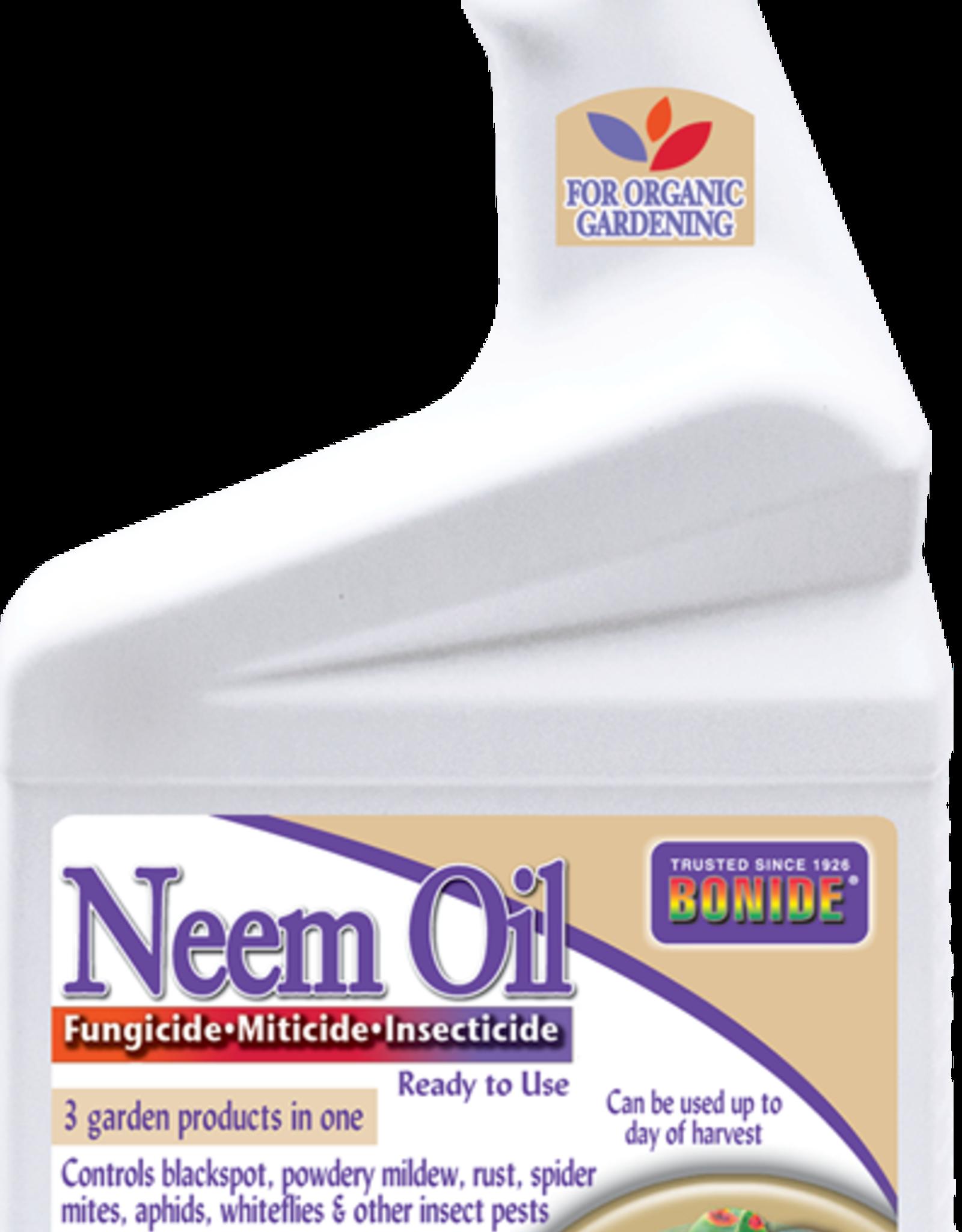 BONIDE PRODUCTS INC     P BONIDE NEEM OIL (READY TO USE) 32OZ