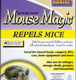 BONIDE PRODUCTS INC     P BONIDE MOUSE MAGIC 4PK