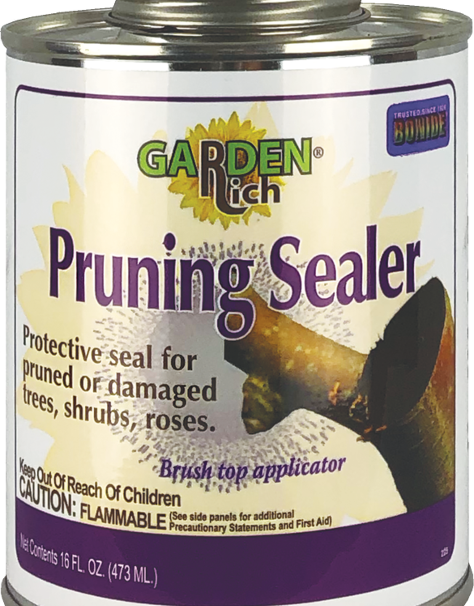 BONIDE PRODUCTS INC     P BONIDE PRUNING SEALER W/APPLICATOR 16OZ