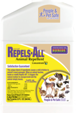 BONIDE PRODUCTS INC     P BONIDE REPELS-ALL CONC 32OZ