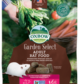 OXBOW PET PRODUCTS OXBOW GARDEN SELECT ADULT RAT 2.5LBS