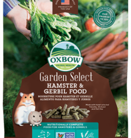 OXBOW PET PRODUCTS OXBOW GARDEN SELECT HAMSTER & GERBIL 1.5LBS