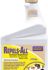 BONIDE PRODUCTS INC     P BONIDE REPELS-ALL (READY TO USE) 32OZ