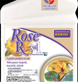 BONIDE PRODUCTS INC     P BONIDE ROSE RX 3 IN 1 CONC 16OZ