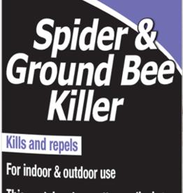 BONIDE PRODUCTS INC     P BONIDE SPIDER & GROUND BEE KILLER 10OZ