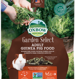 OXBOW PET PRODUCTS OXBOW GARDEN SELECT ADULT GUINEA PIG 4LBS