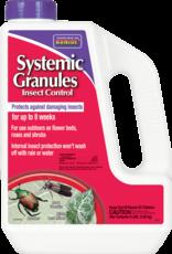 BONIDE PRODUCTS INC     P BONIDE SYSTEMIC GRANULES 4LBS