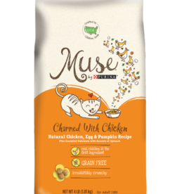 PURINA MUSE CAT GRAIN FREE CHARMED WITH CHICKEN 4LBS