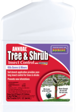BONIDE PRODUCTS INC     P BONIDE ANNUAL TREE & SHRUB CONC 32OZ