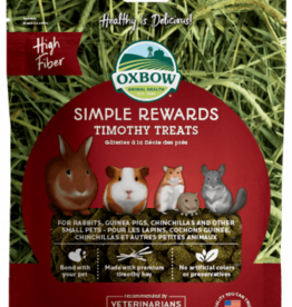 OXBOW PET PRODUCTS OXBOW SIMPLE REWARD TIMOTHY TREATS 1.4OZ
